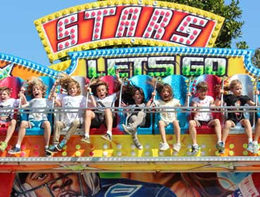 Sideshow Games For Hire In Perth Western Australia